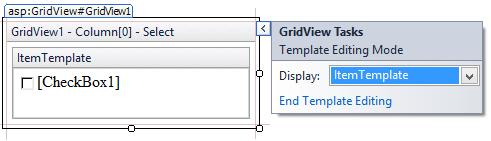Working with GridView in ASP NET