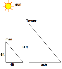height and distance ans-5